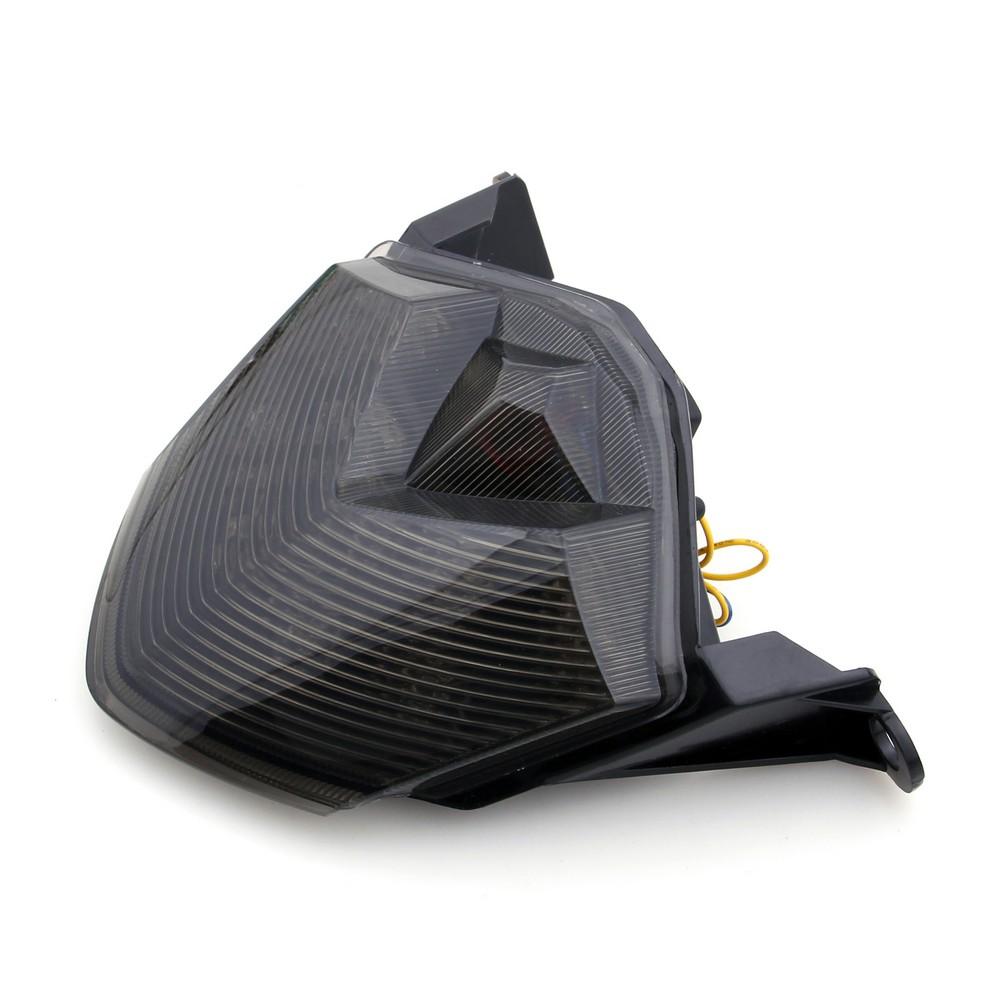 《極限超快感》Kawasaki Z750 Z1000 ZX6R ZX10R專用LED後尾燈(整合方向燈)特價回饋!!