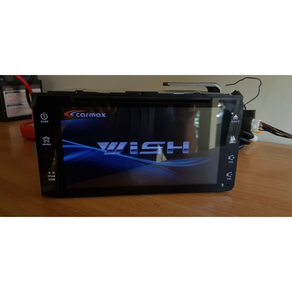 豐田 2015年 WISH 原廠 車美仕 影音主機 7吋  導航 usb RAV4  ALTIS VIOS yaris