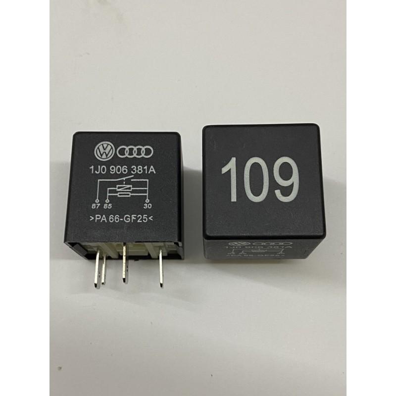 全新福斯109號啟動福斯繼電器1J0 906 381A