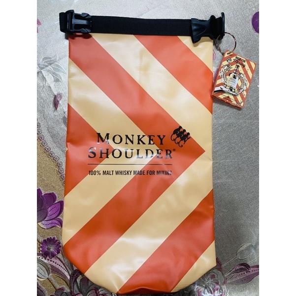三隻猴子 Monkey Shoulder 防水袋 海灘防水袋 防水背包