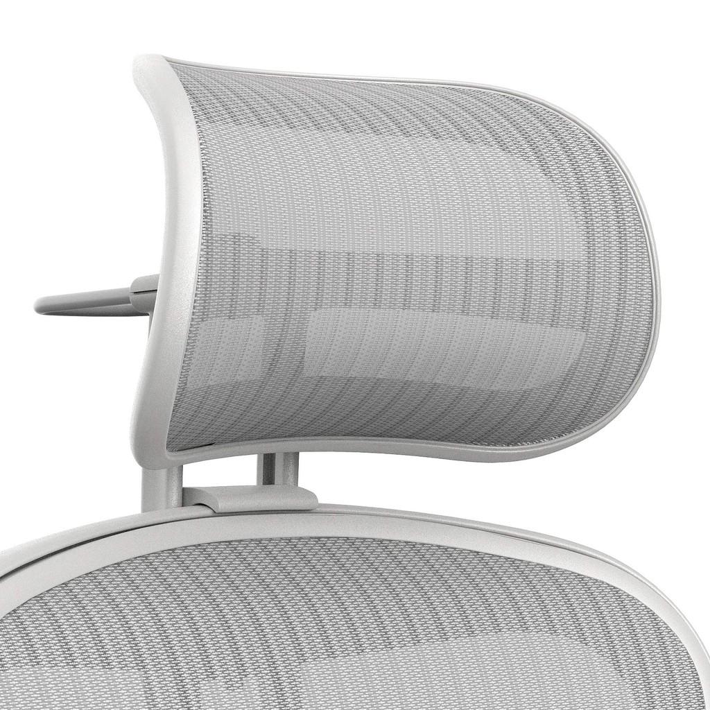 Atlas 適用於 Herman Miller Aeron2.0 阿特拉斯懸架頭枕 礦白色 石墨色 碳灰色 豪華頂配