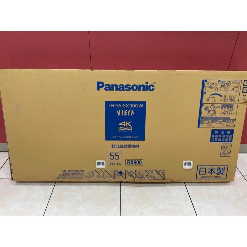 Panasonic 國際牌 TH-55GX900W 55型 日本製 4K 聯網液晶電視 公司貨