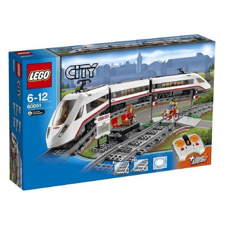 全新樂高 LEGO 60051 城市高速電車 現貨