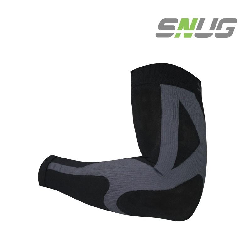 【sNug】運動壓縮袖套 搬重物 運動 貨運司機最愛款 MIT台灣製 官方直營商城