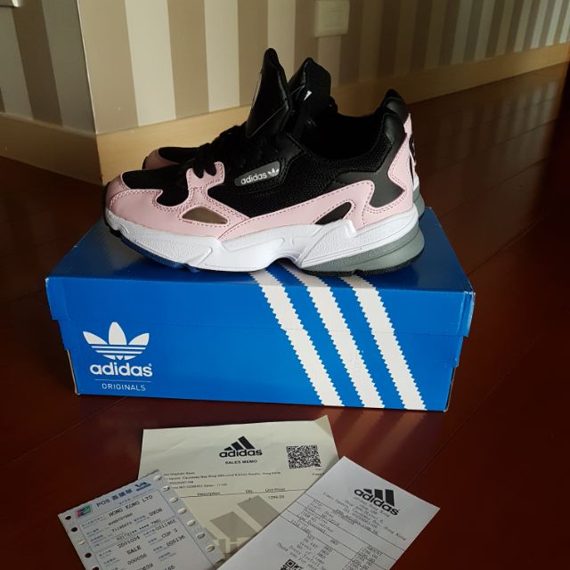 {Candy Box} Real Pict. Adidas Falcon