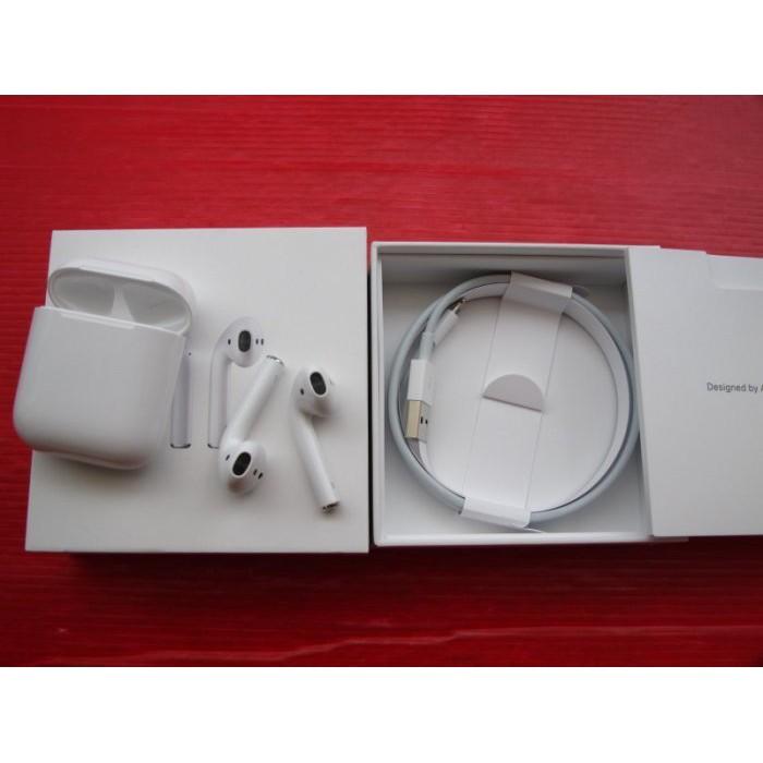 ※聯翔通訊 Apple AirPods2 無線充電版 藍芽耳機 神腦保固2020/10/19 外觀如新 ※換機優先
