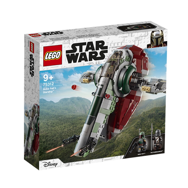 現貨  樂高(LEGO)積木 星球大戰系列 75312 JLG~