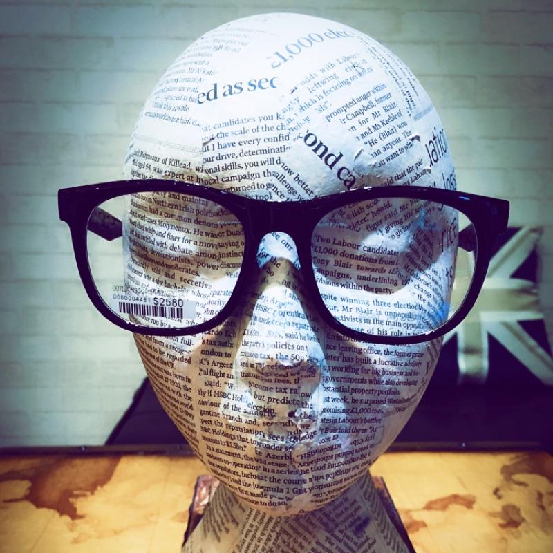 流行塑膠鈦 TR-9|歐耶眼鏡