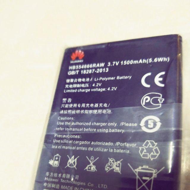 華為 電池 Battery Huawei E5375 E5530 E5336 E5372 HB554666RAW
