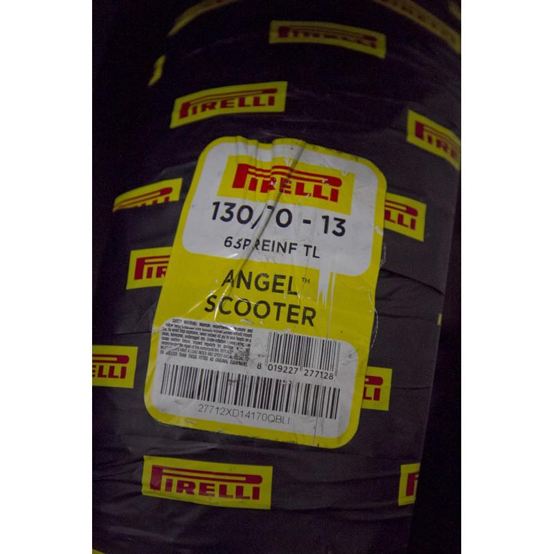 [13吋輪胎]13寸 胎皮 SMAX FORCE 天使胎 130/70 13 倍耐力 ANGEL SCOOTER 桃園