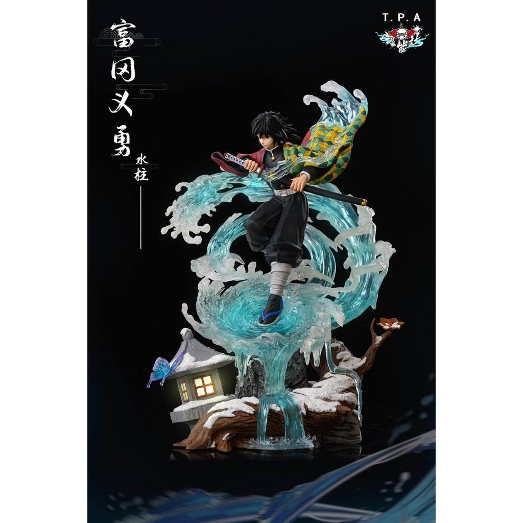 [ML] [GK預購] TPA超能社 鬼滅之刃 水柱 富岡義勇 GK雕像