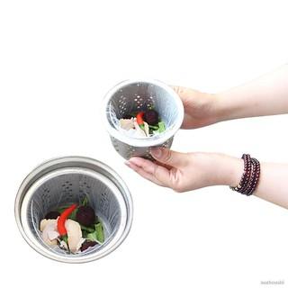 下殺✌❅✁1000只廚房水槽水池過濾網洗菜池漏網地漏毛發下水道垃圾袋垃圾網