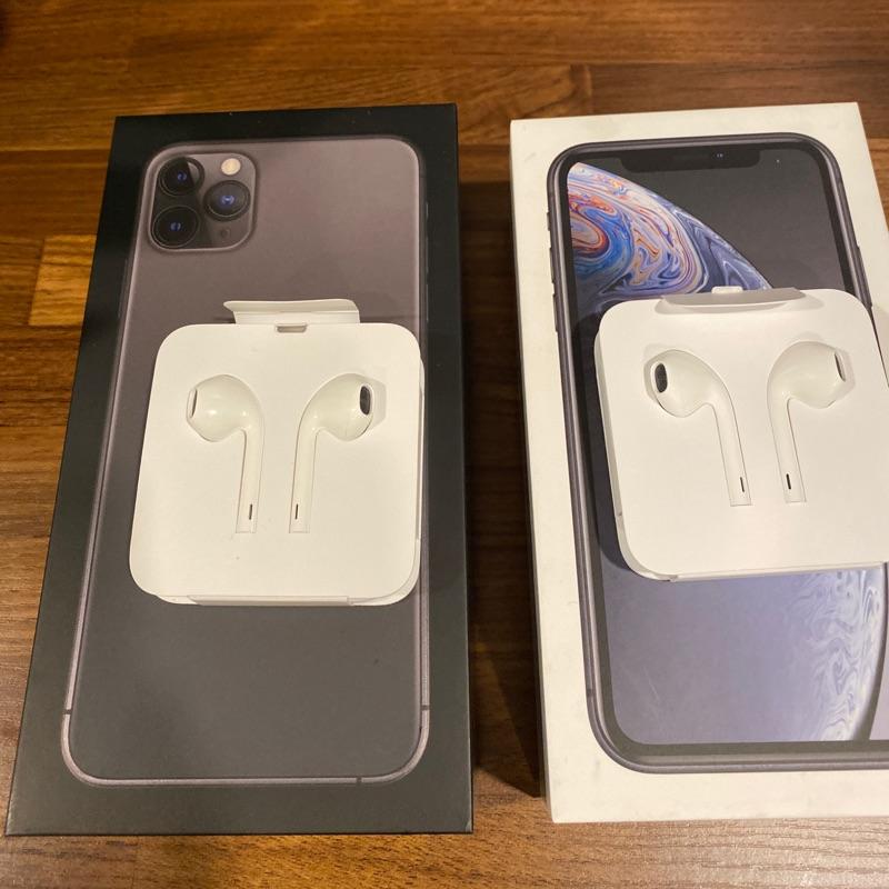 全新 蘋果原廠正品 iPhone EarPods lightning 原廠線控耳機 Apple 蘋果 原廠 耳機 扁頭