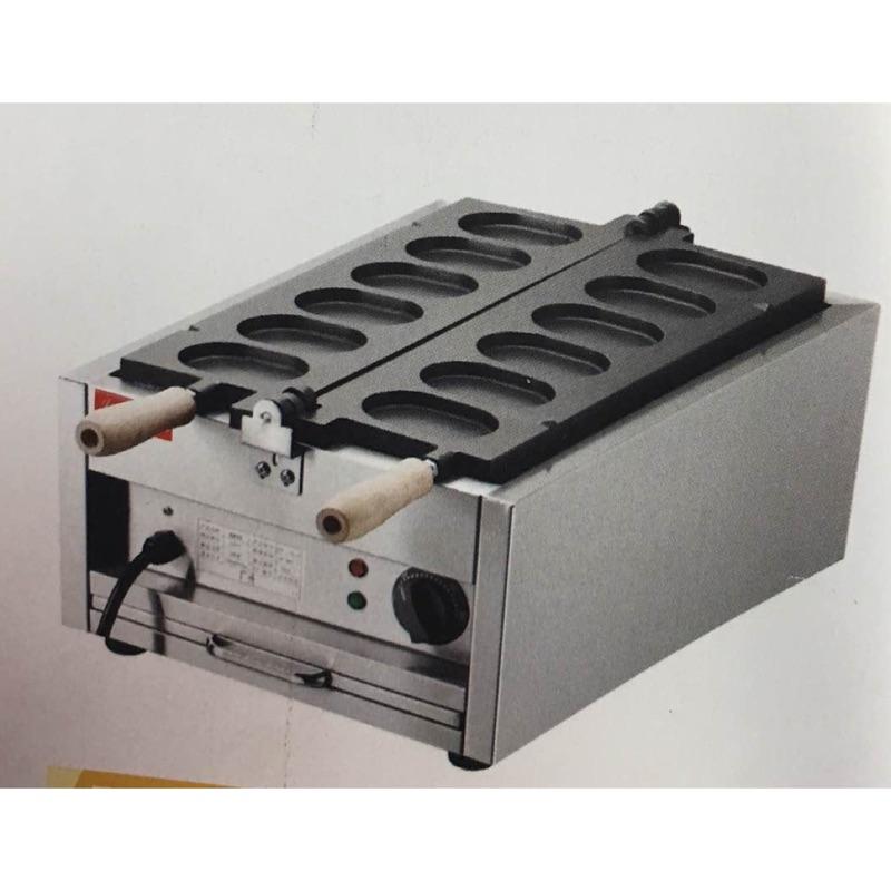電力式韓國雞蛋糕機 韓國 小吃 美食 設備創業輔導