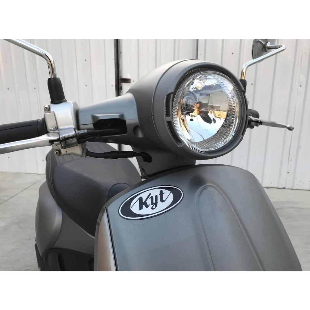 【幽浮二手機車】KYMCO Many110 消光灰 2017年 【999元牽車專案開跑 】