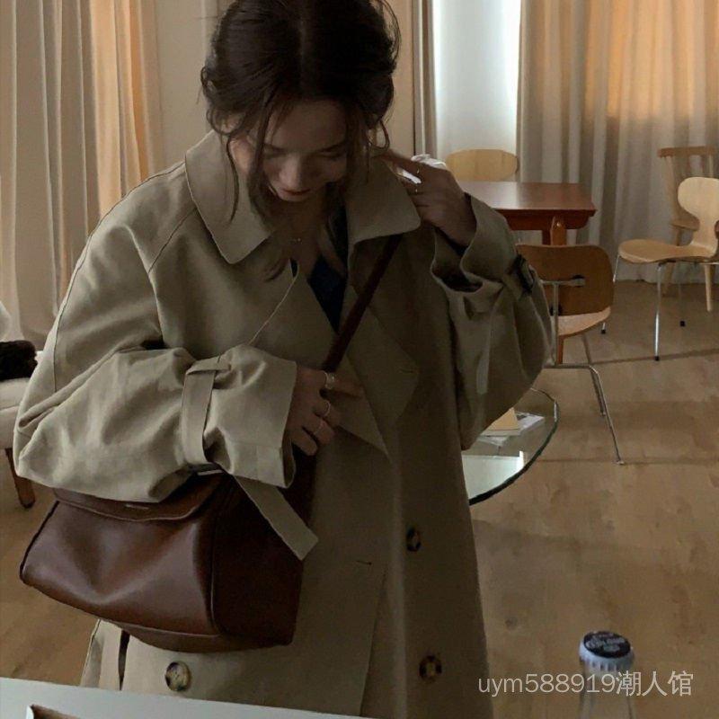 大容量小ck托特包包女2020新款潮今年流行時尚斜挎氣質通勤包ins
