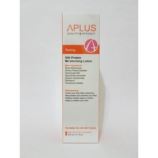 【天天都便宜】APLUS蠶絲蛋白保濕化妝水150ml ☆ 公司貨 -短期效10/ 2021 新北市