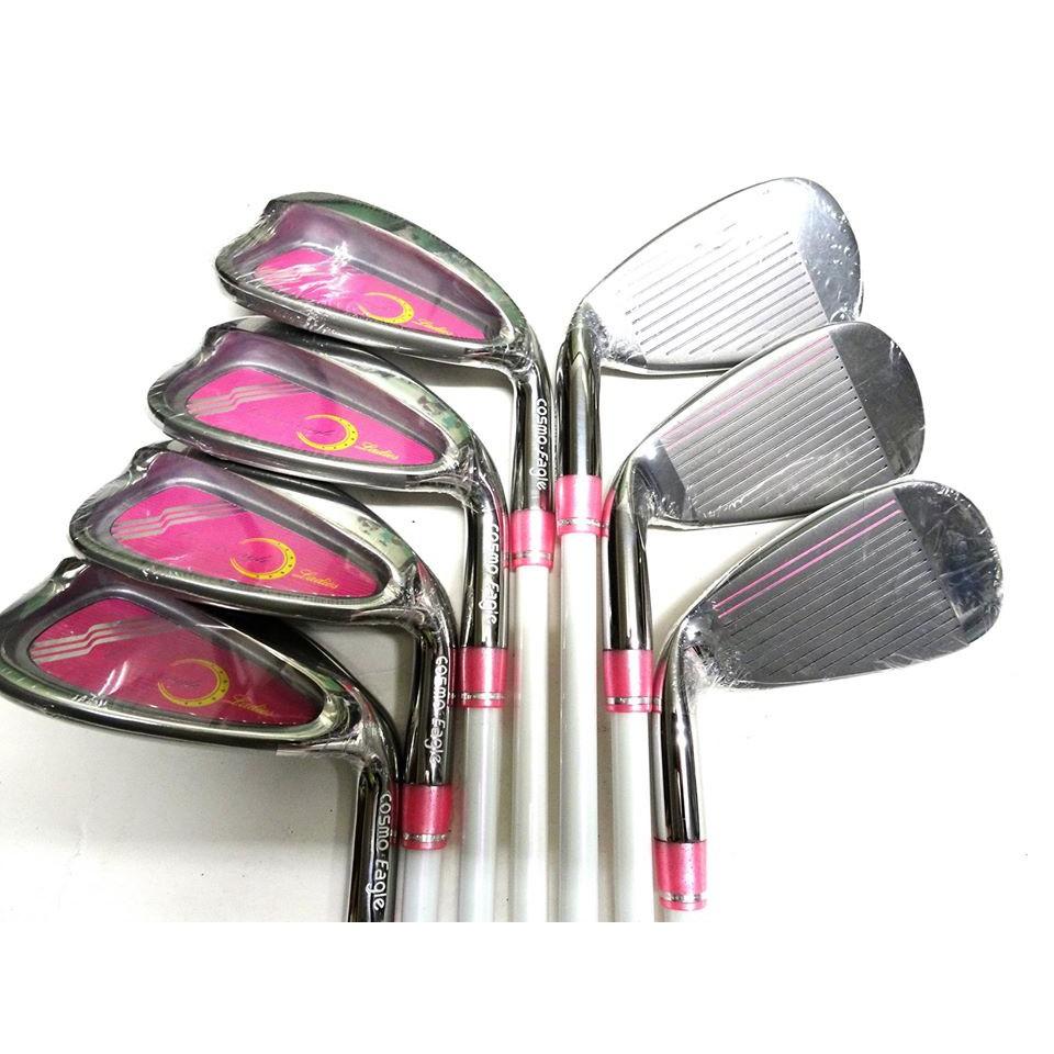 CosmoEagle女用鐵桿組 高爾夫相關產品 女用鐵桿組  高爾夫鐵桿組 鐵桿組  鐵桿 高爾夫球桿 鐵桿組 女鐵桿組
