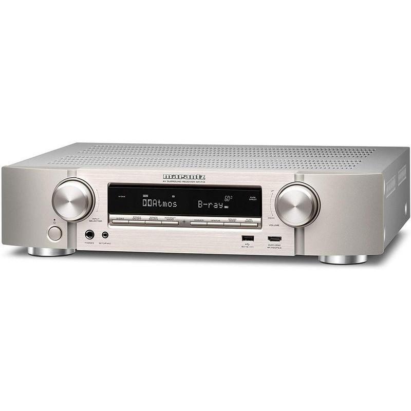 marantz NR1710 擴大機 7.1 聲道 NR-1710 支援 DTS:X Dolby Atmos 日本代購