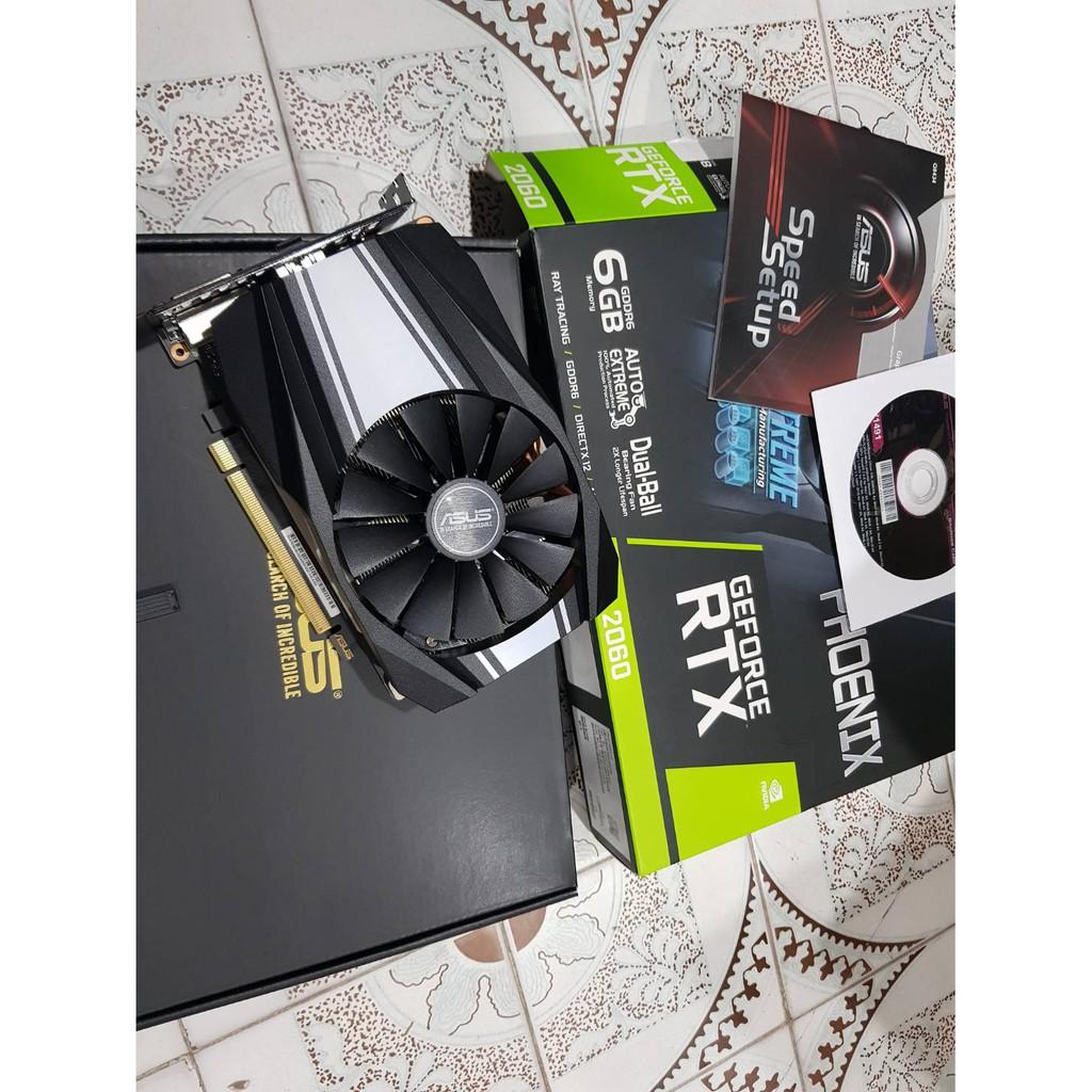 保固23.4 ASUS RTX2060 6G 8PIN 顯示卡 GTX1070 GTX1660 GTX980 RX590