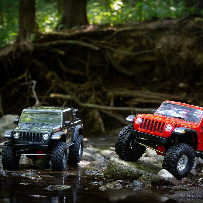 1/10 SCX10 III Jeep JT Gladiator Rock Crawler RTR 攀岩車 大腳車