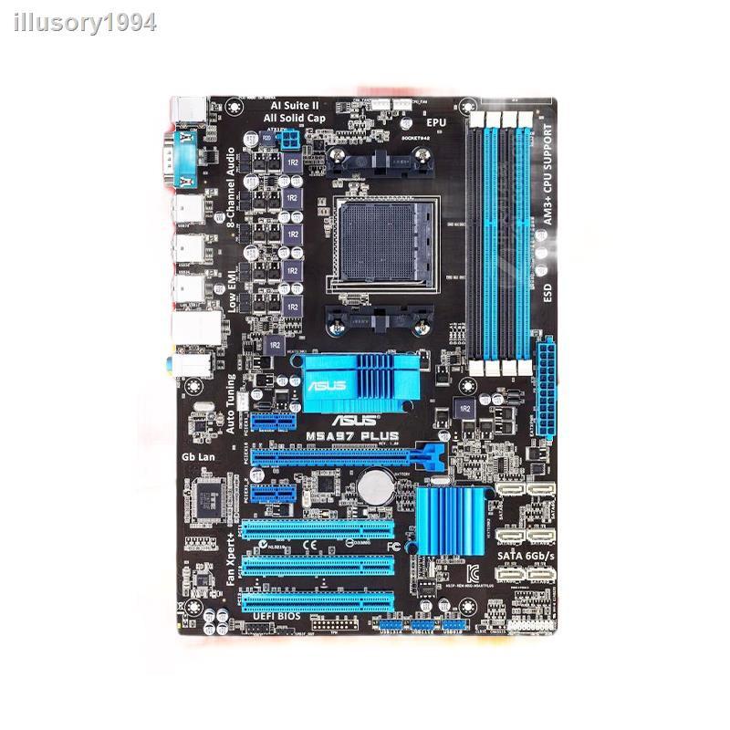 【現貨】庫存Asus/華碩 M5A97 PLUS M5A78M 970 AM3/AM3+938主機板FX8300
