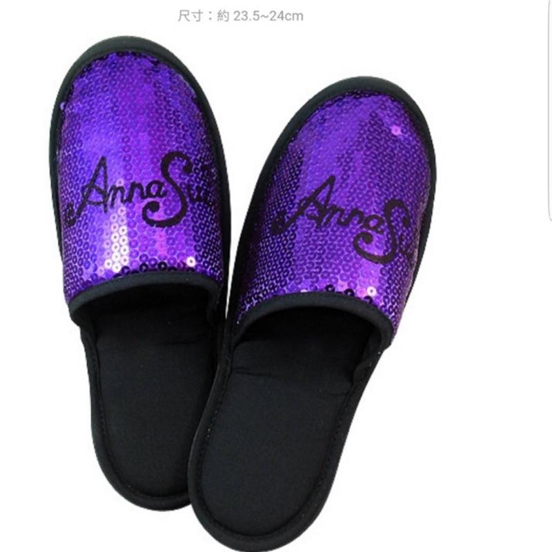 Anna sui居家拖鞋 ㊣專櫃貨