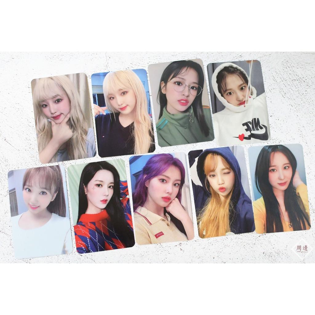 周邊zb🎁現貨 IZ*ONE 官方 小卡 ONEIRIC DIARY 專輯 簽售會 特典 韓國進口