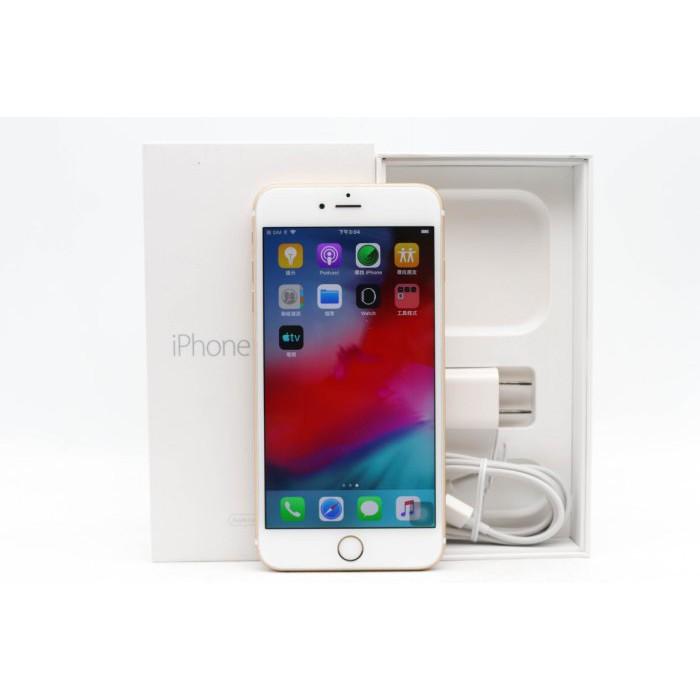 【高雄青蘋果3C】APPLE IPHONE 6S PLUS 64G 64GB 金 5.5吋 二手手機#41552
