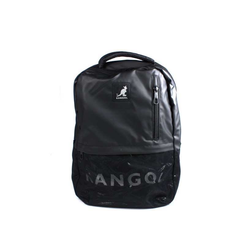 KANGOL 後背包 大容量 黑色 6025320720 noA89