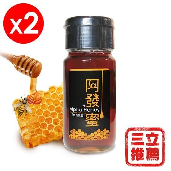 百分百純正蜂蜜【阿發蜜】西西果棗蜂蜜-電電購