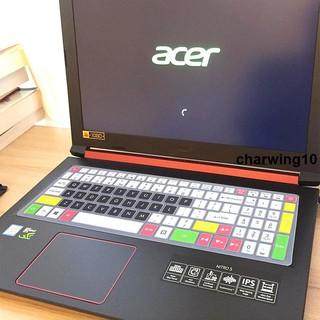 新品特賣⚡宏碁宏基15.6寸AN515暗影騎士3筆記本電腦鍵盤膜VX5-591G N17C1