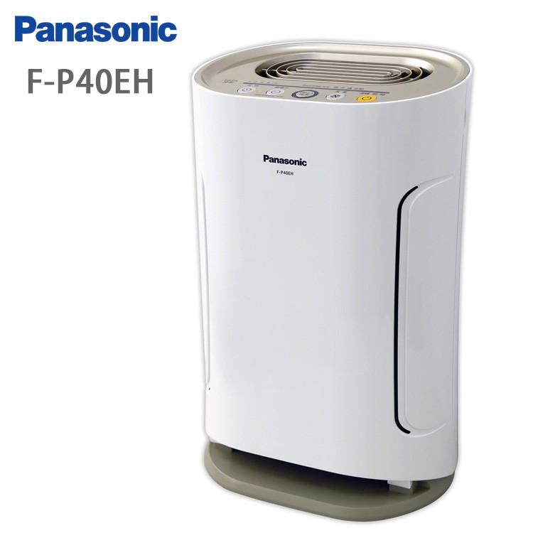 Panasonic 國際牌 負離子空氣清淨機 (F-P40EH)