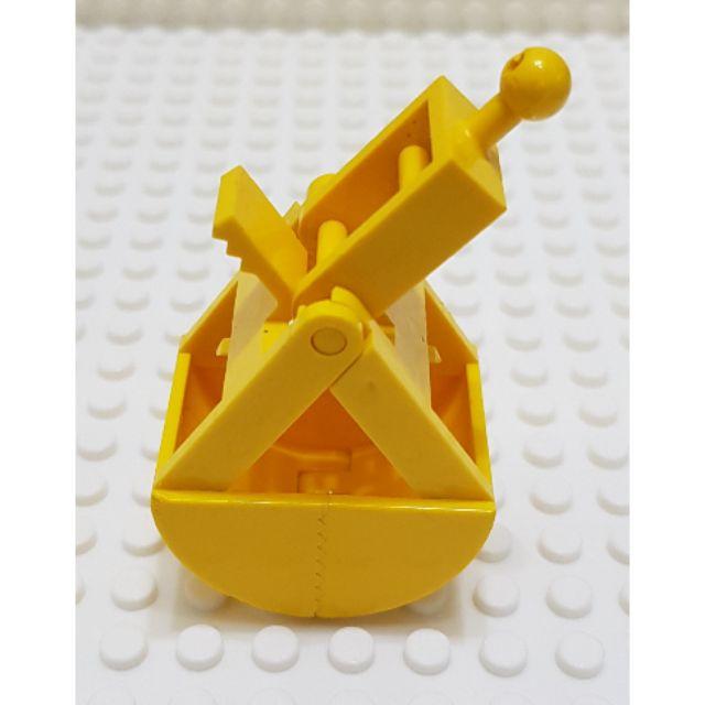 樂高 3492c01 7243 4565 4204 黃色 夾具 鏟斗 起重機 城市 工程 絕版 稀有