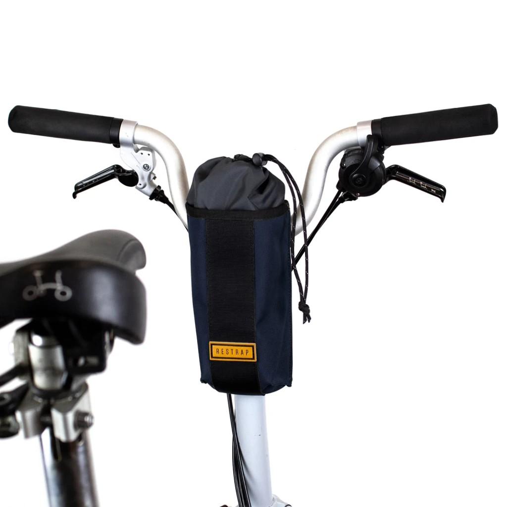 巡揚單車 -【RESTRAP】英國 BROMPTON CITY STEM BAG 小布龍頭包 置物袋 水壺袋