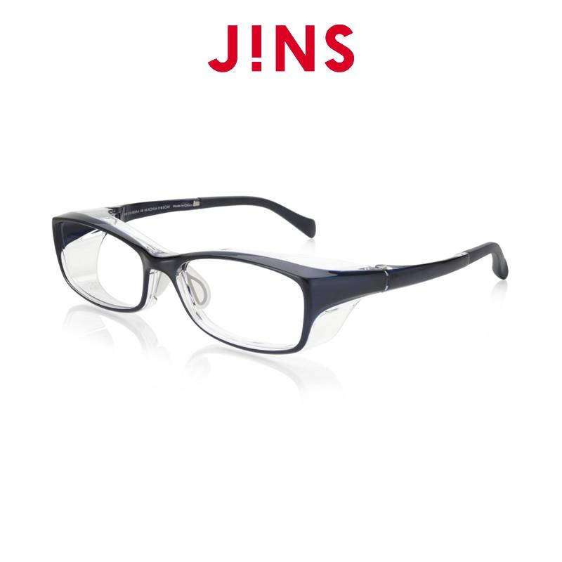 JINS 防護防飛沫眼鏡(搭配無度數防霧鏡片)
