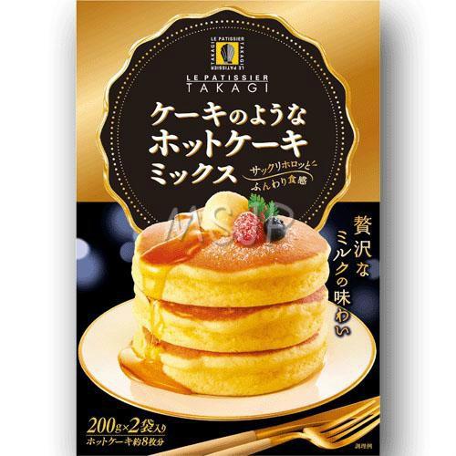 ❤《☀MSinJP 日本 現貨 甜點大師 高木康政 監製 可做出 蓬鬆 像蛋糕 der 鬆餅粉~🌸✌》