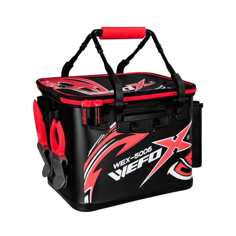 《WEFOX》WEX-5006 雙色餌袋 33cm