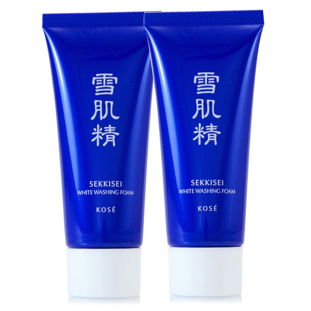KOSE高絲 雪肌精淨透洗顏霜40g x2 (正統公司貨)