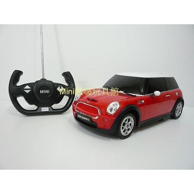 原廠授權1/14 1:14 Mini Cooper S 遙控模型車-遙控車-跑車