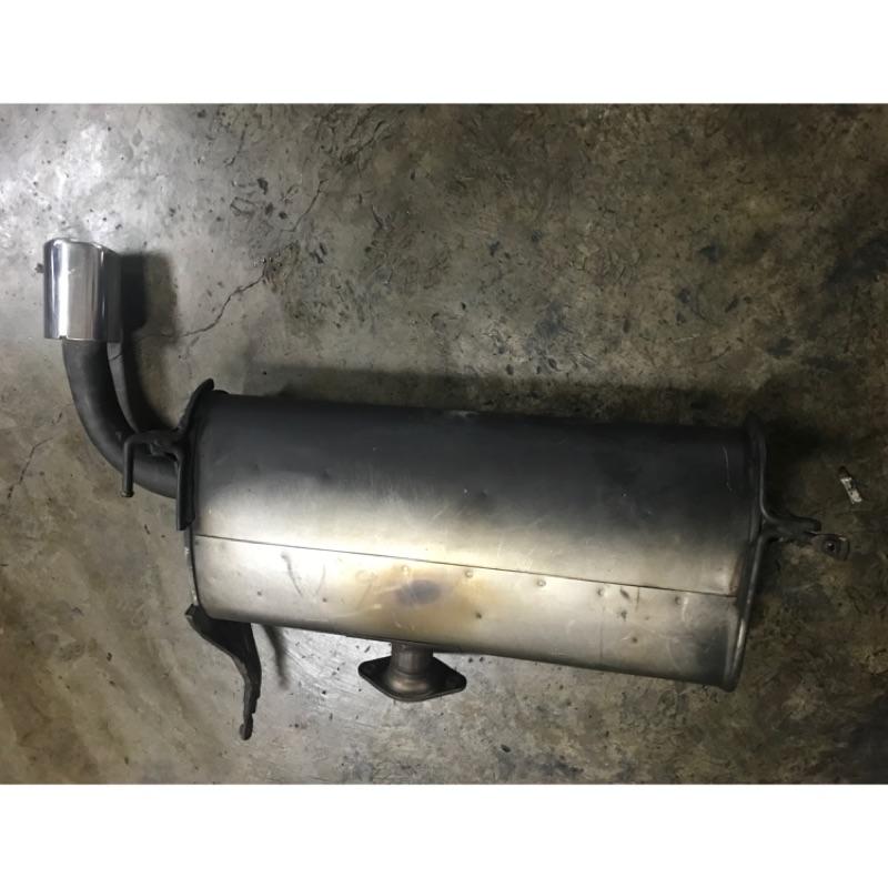 FORTIS1.8原廠排氣管