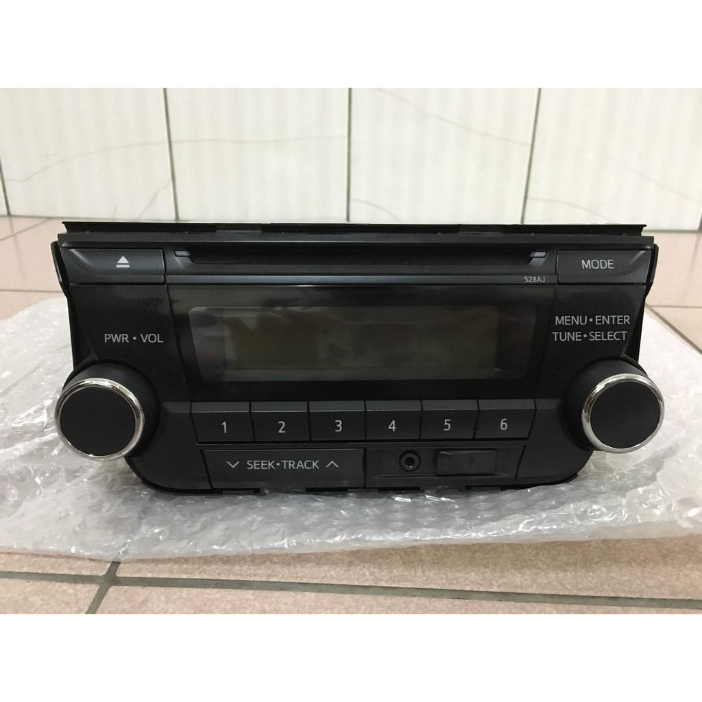 Toyota豐田 vios yaris 2014年式 原廠汽車音響主機 Panasonic