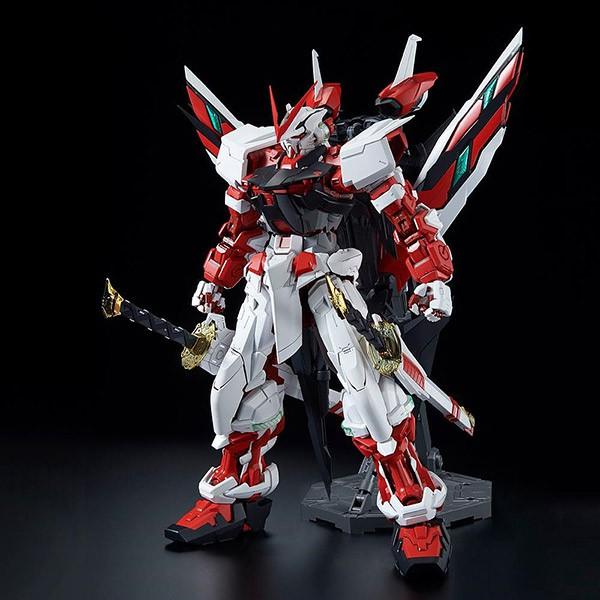 【BANDAI】鋼彈SEED ASTRAY PG 1/60 MBF-P02 紅色異端鋼彈改