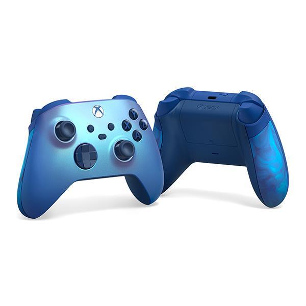 [龍龍3C] 微軟 Microsoft XBOX Series 極光藍 藍牙 無線 有線 電競 手把 控制器 搖桿 PC