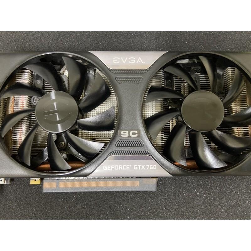 EVGA GTX760 2G 特價中 盒裝 gtx1050 gt1030 gtx960 rx460 rx560 750