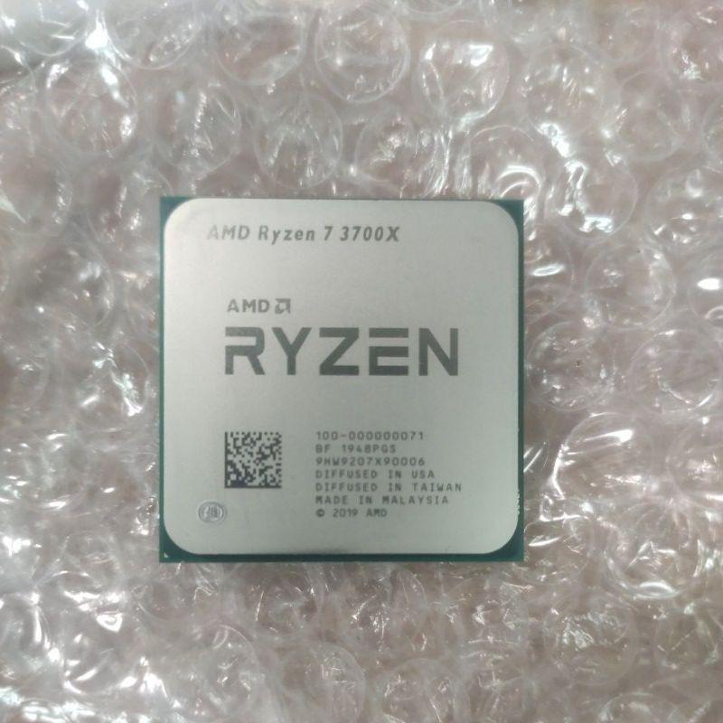 AMD Ryzen™ 7 3700X 二手 amd cpu r7 3700x