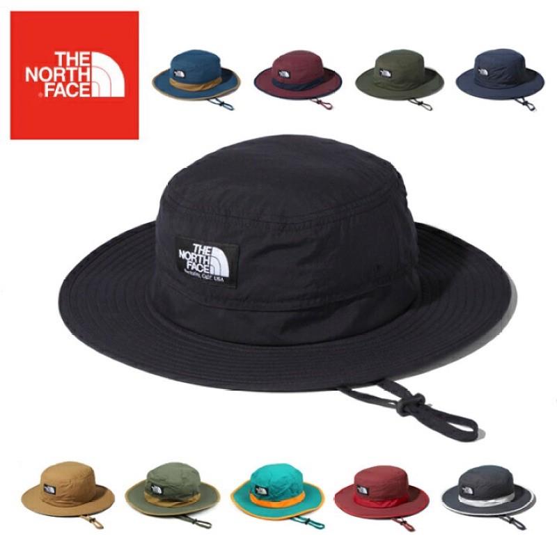 『HANSAN』THE NORTH FACE HORIZON 防潑水 抗UV 漁夫帽 登山帽 帽子 NN41918