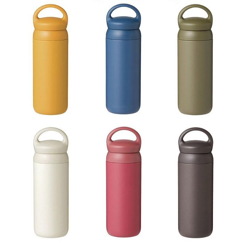 【日本KINTO】手提輕巧保溫瓶 500ml 共6色《屋外生活》外出保溫瓶 外出水瓶