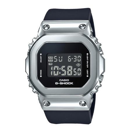 Casio-卡西歐 G-SHOCK 女士手錶 經典方塊錶 電子錶 防水錶 運動女錶 GM-S5600