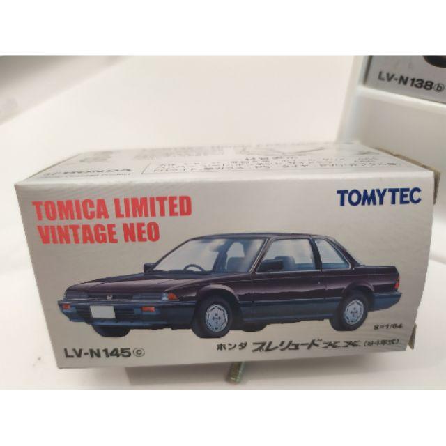 TOMYTEC Tomica LV-N145c Prelude XX
